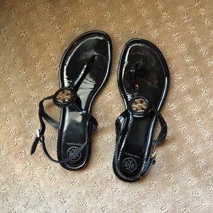 Tory Burch Sandals in Black 8.5
